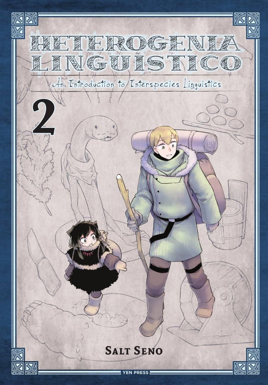 Heterogenia Linguistico Vol. 2