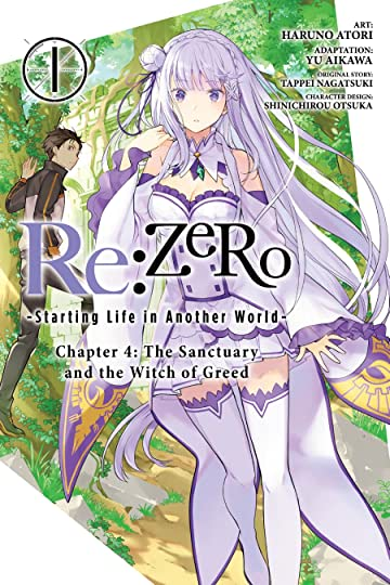 Re:ZERO -Starting Life in Another World-, Chapter 4 Vol. 1