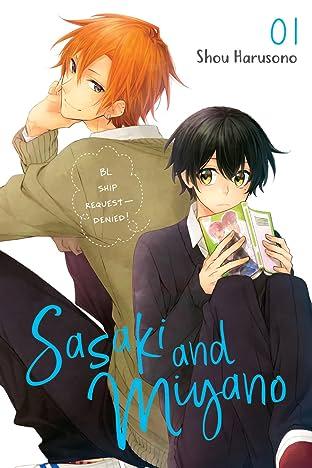 Sasaki and Miyano Vol. 1
