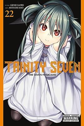Trinity Seven Vol. 22: The Seven Magicians