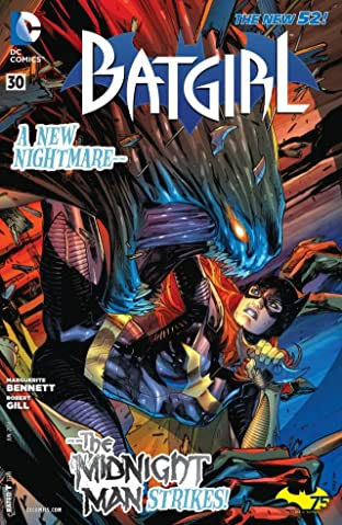 Batgirl (2011-) #30