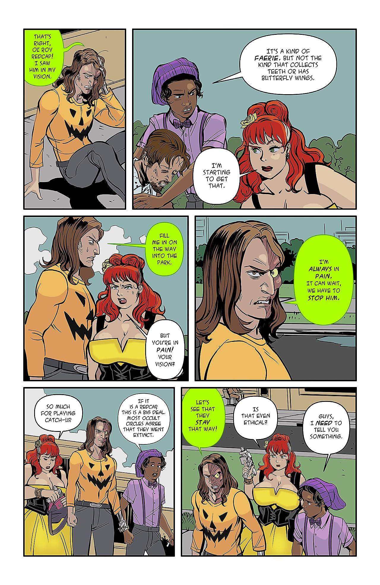 Halloween Man #23