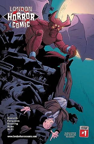 London Horror Comic Vol. 1