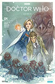 Doctor Who Comic #1