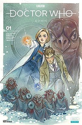 Doctor Who Comic #1