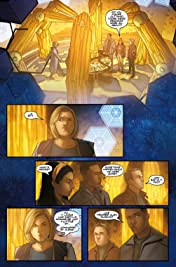 Doctor Who Comics #1