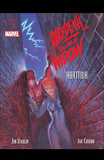 Marvel Graphic Novel #75: Daredevil/Black Widow: Abattoir