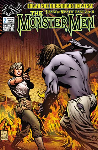 Monster Men Heart of Wrath #2