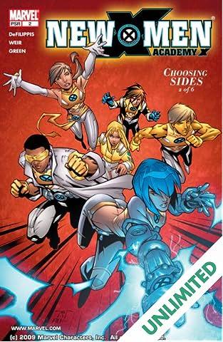 New X-Men (2004-2008) #2