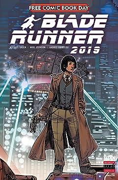Blade Runner 2019 FCBD