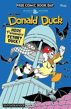 FCBD Disney Masters: Donald Duck Special