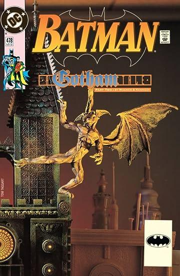 Batman (1940-2011) #478