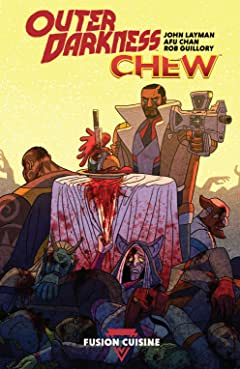 Outer Darkness/Chew: Fusion Cuisine