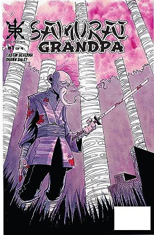Samurai Grandpa No.1
