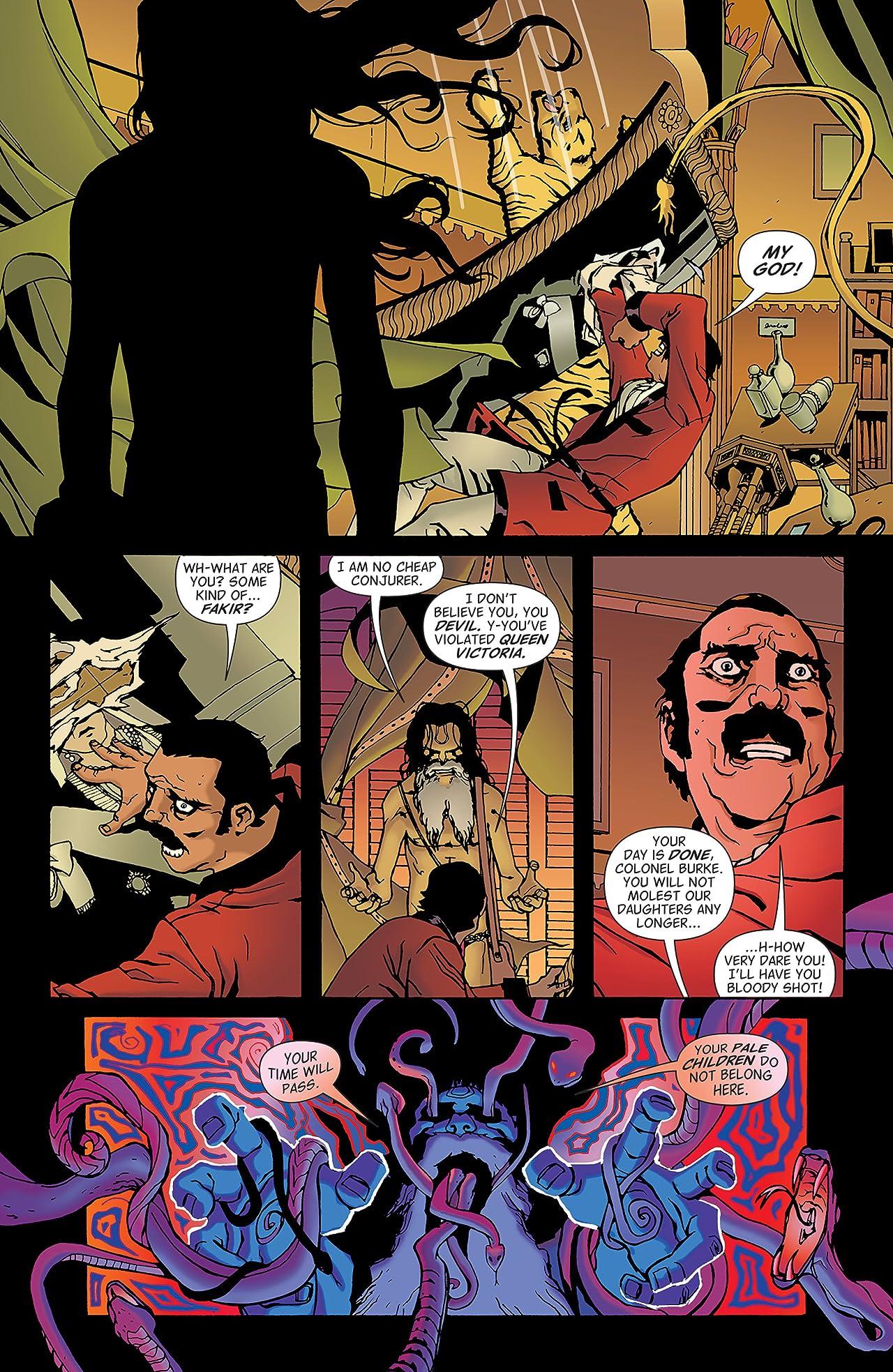 John Constantine, Hellblazer Vol. 23: No Future