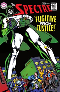 The Spectre (1967-1969) #5