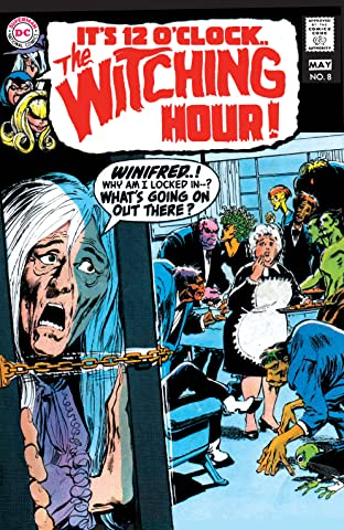 The Witching Hour (1968-1978) #8