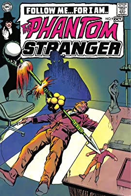 The Phantom Stranger (1969-1976) #9