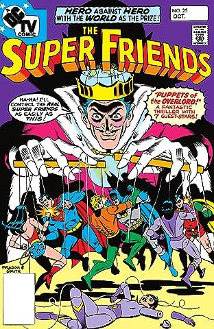 Super Friends (1976-1981) #25
