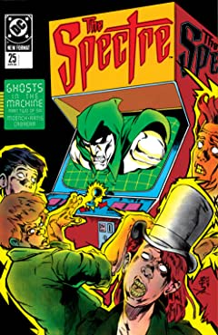The Spectre (1987-1989) #25