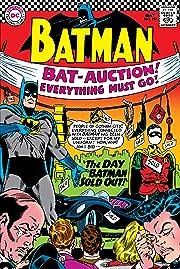 Batman (1940-2011) #191
