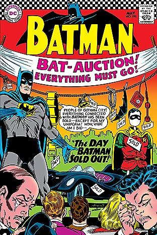 Batman (1940-2011) No.191