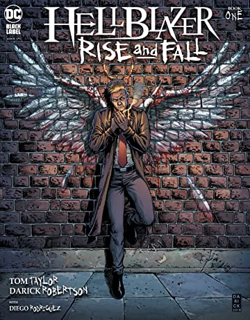 Hellblazer: Rise and Fall (2020-) #1