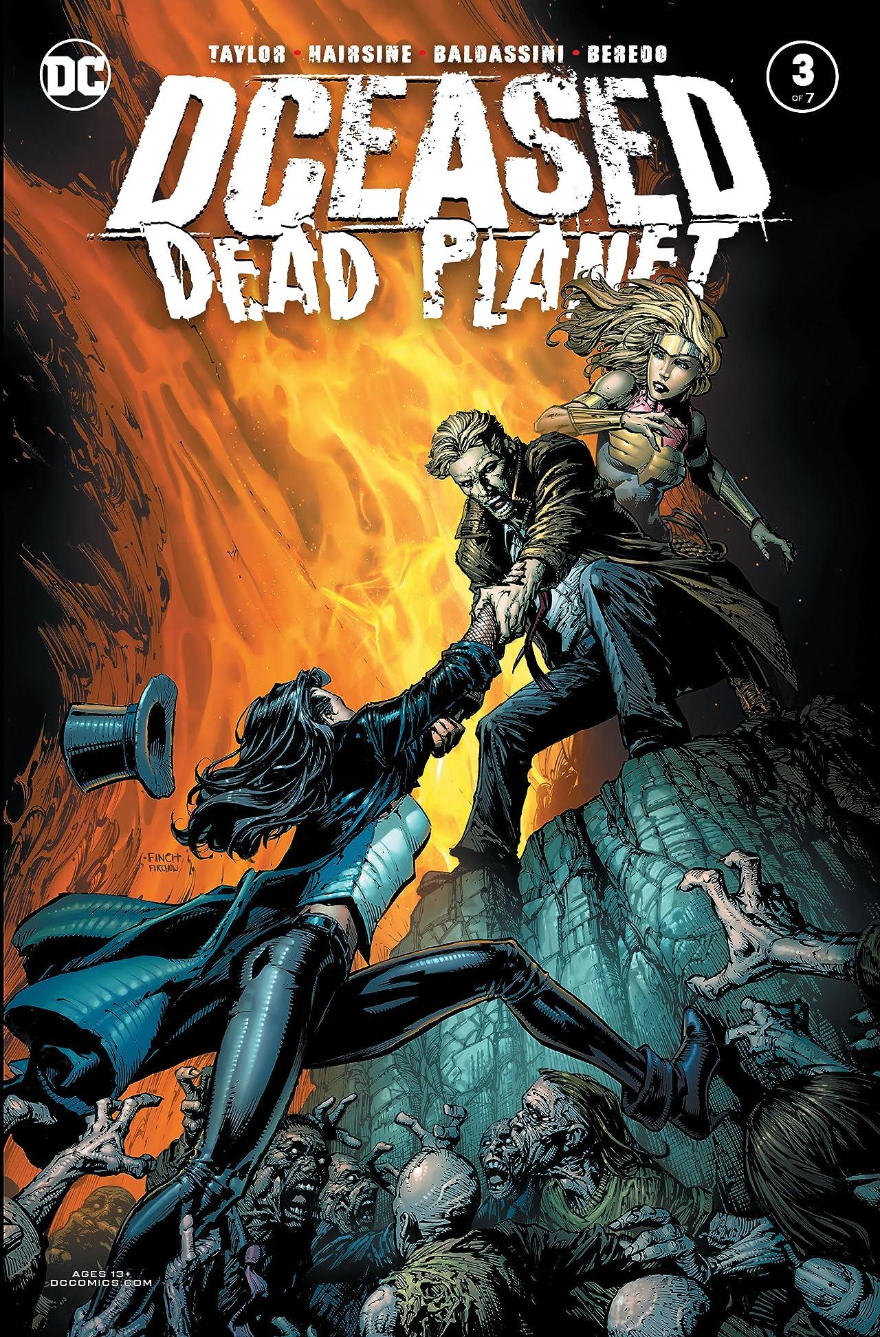 DCeased: Dead Planet (2020-) No.3
