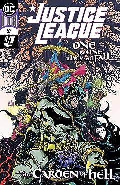 Justice League (2018-) #52