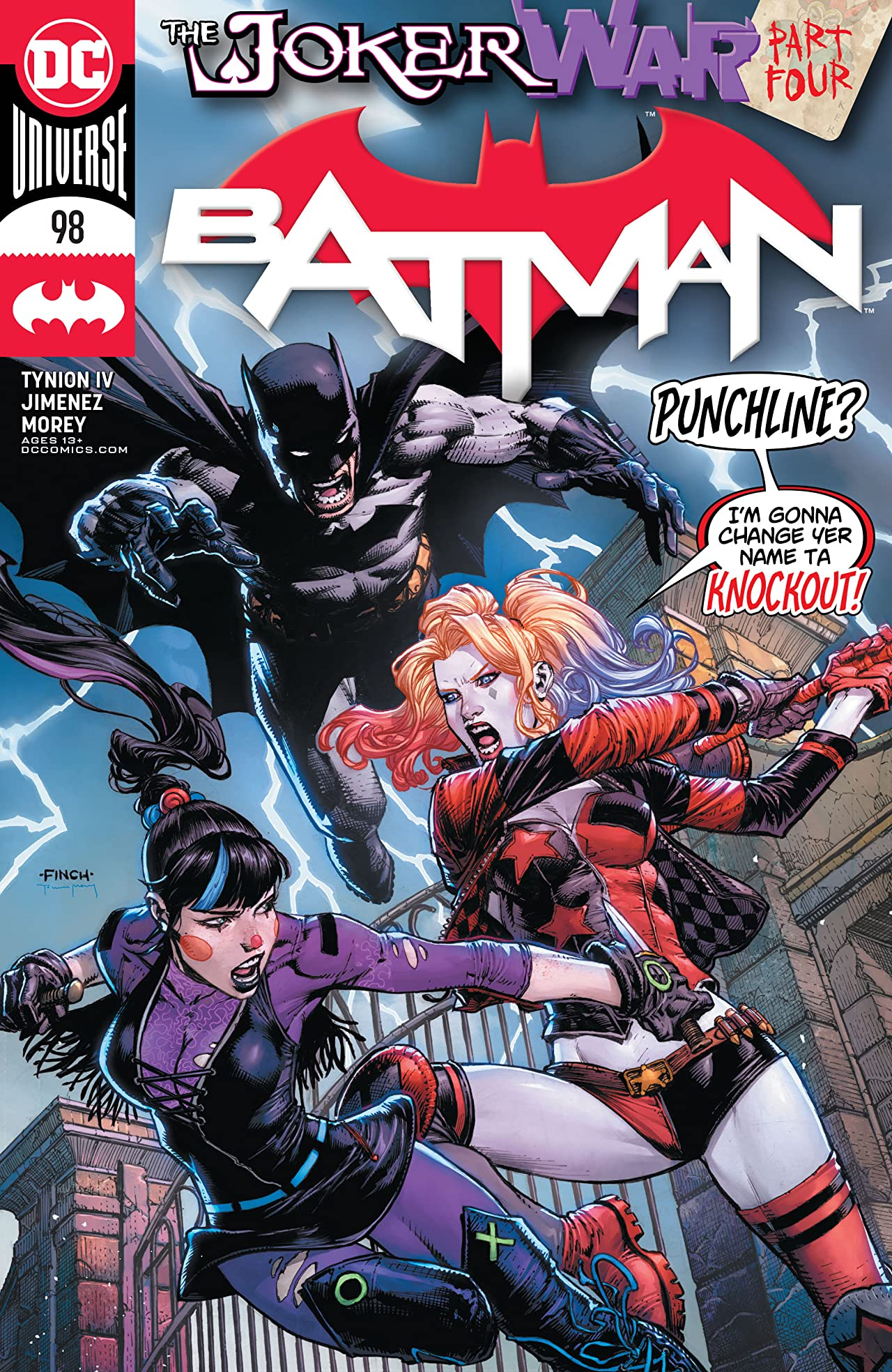 Batman (2016-) No.98