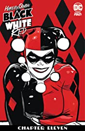 Harley Quinn Black + White + Red (2020-) #11