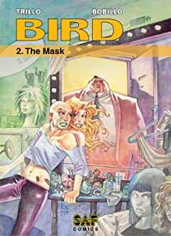 Bird Tome 2: The Mask