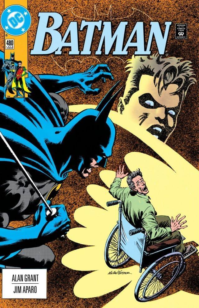 Batman (1940-2011) #480