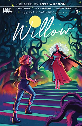 Buffy the Vampire Slayer: Willow No.3