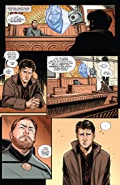 Firefly Vol. 4: New Sheriff in the 'Verse: Part One