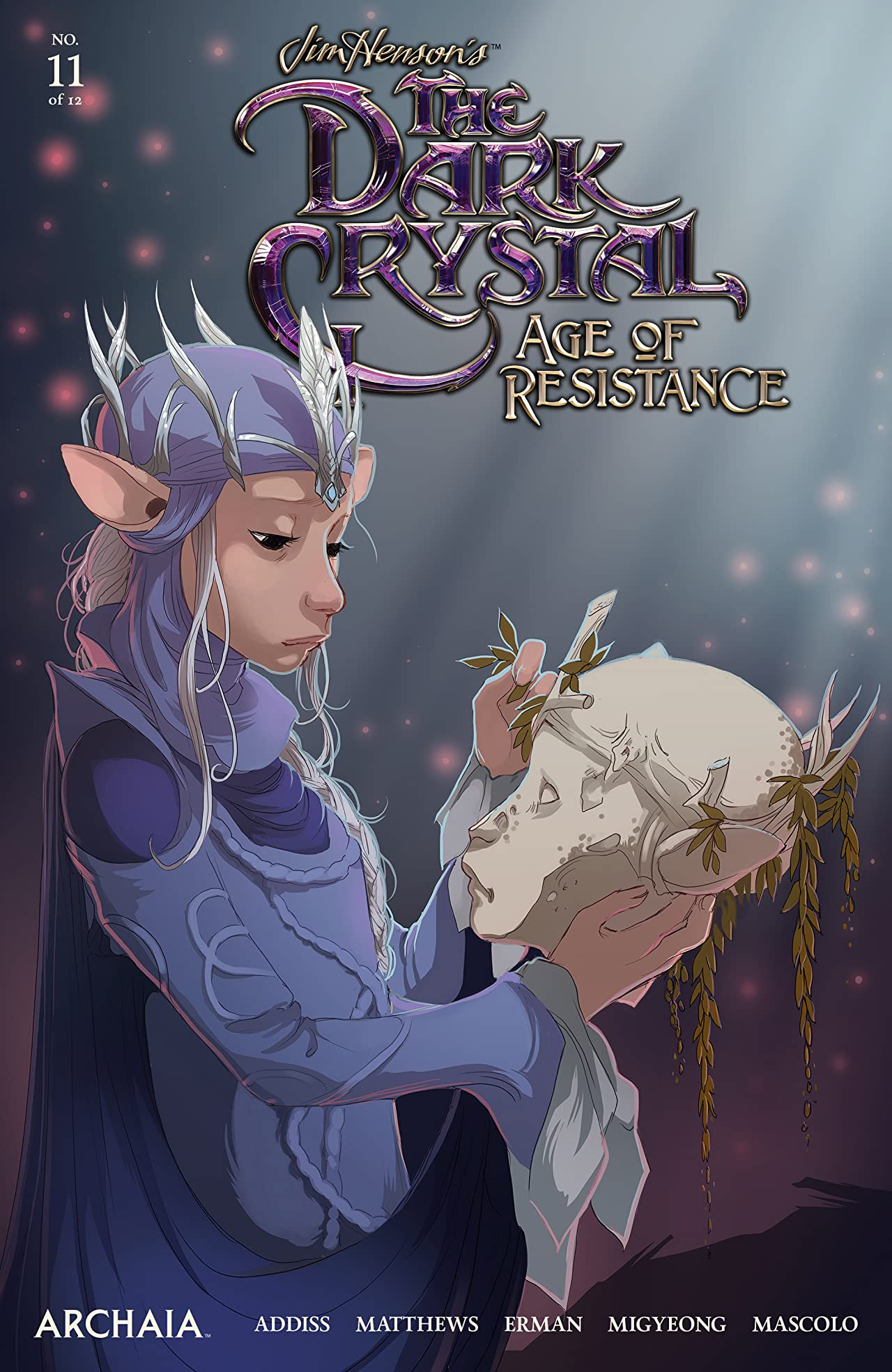 Jim Henson's The Dark Crystal: Age of Resistance No.11