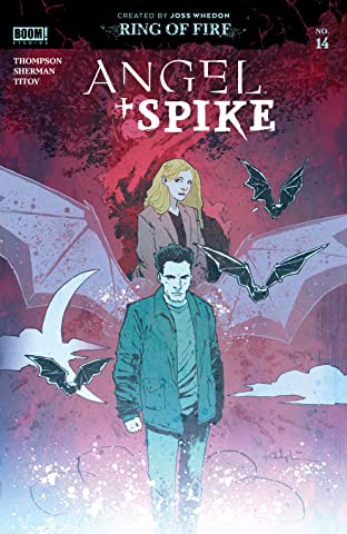 Angel & Spike No.14