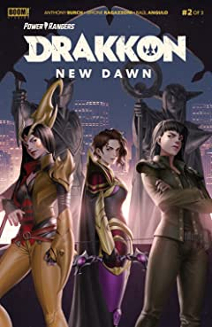 Power Rangers: Drakkon New Dawn #2