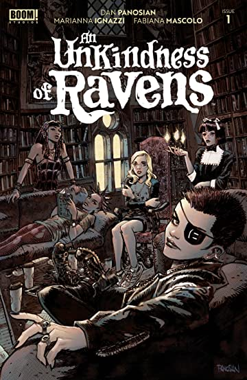 An Unkindness of Ravens No.1