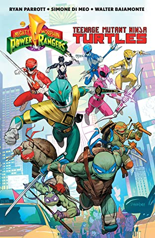 Mighty Morphin Power Rangers/Teenage Mutant Ninja Turtles