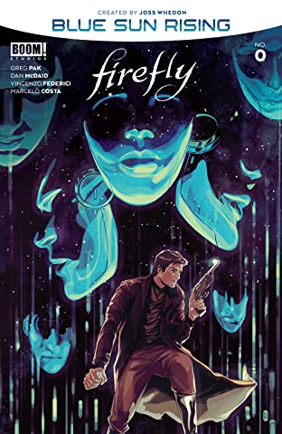 Firefly: Blue Sun Rising No.0
