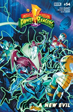 Mighty Morphin Power Rangers No.54