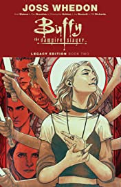 Buffy the Vampire Slayer Legacy Edition: Book Two