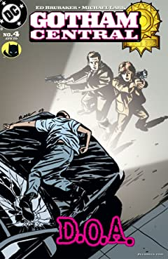 Gotham Central #4