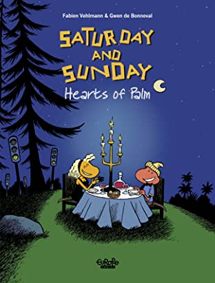 Saturday and Sunday Tome 2: Hearts of Palm