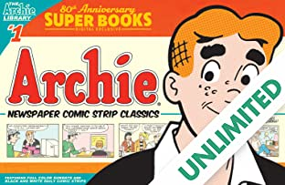 Archie Comics 80th Anniversary Presents: Archie Newspaper Classics #23