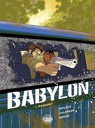 Babylon Vol. 1: Manhunt