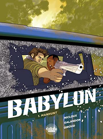 Babylon Vol. 1: Manhunt