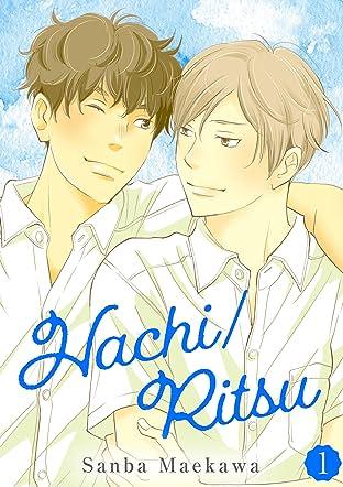 Hachi/Ritsu (Yaoi Manga) #1