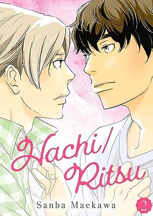Hachi/Ritsu (Yaoi Manga) #2